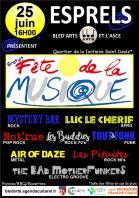 Affiche fete de la musique 1
