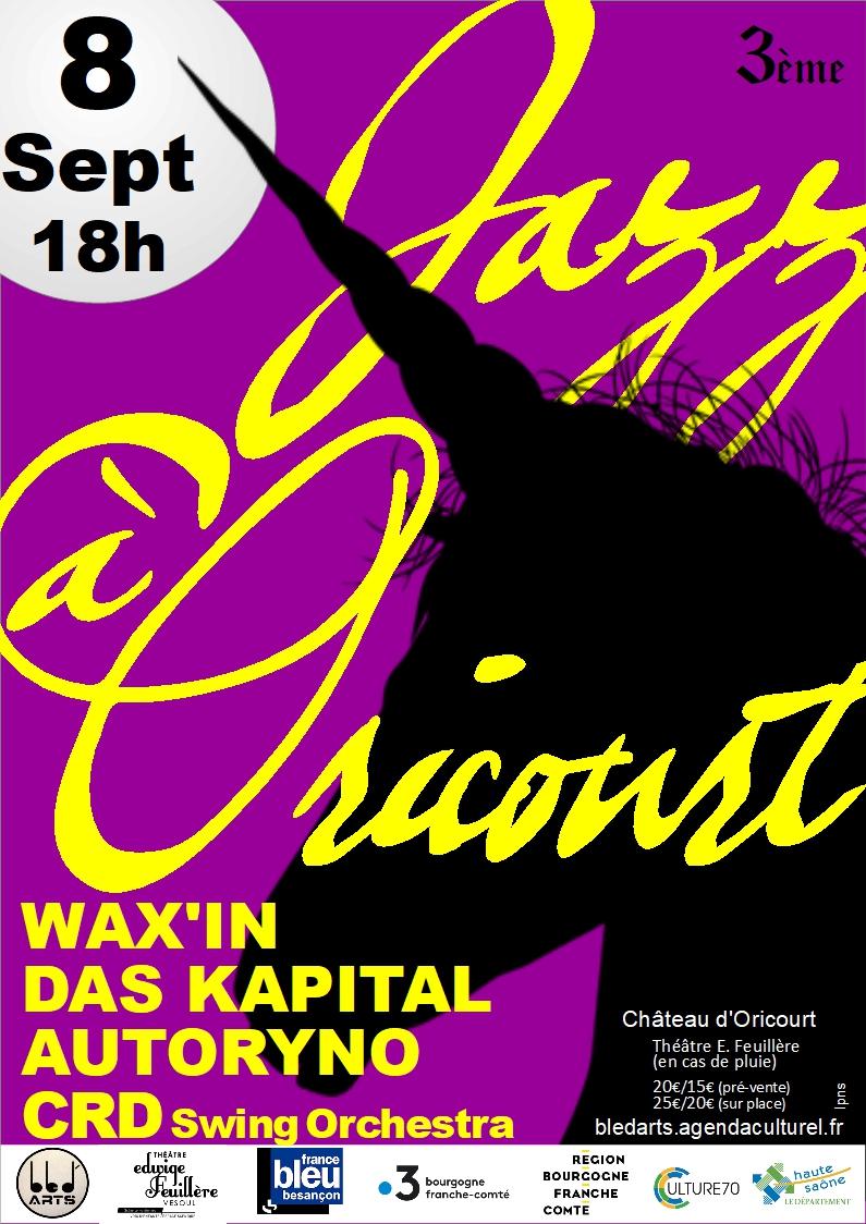 Affiche jazz a oricourt 2018 5