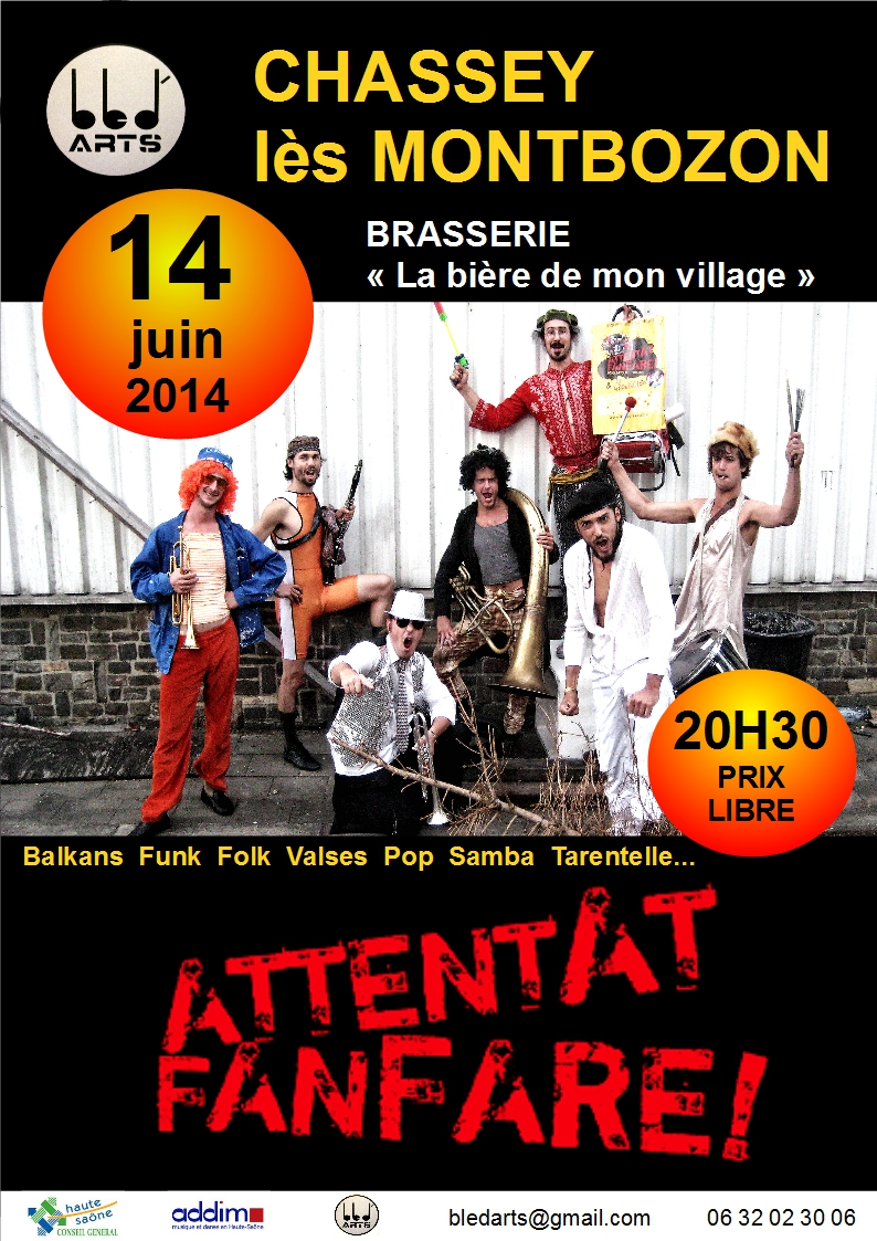 Affiche chassey 2014 2